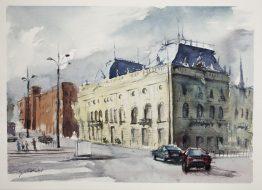 Izrael Poznański Palace