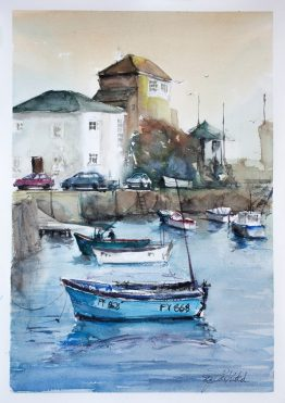 Cornwall Watercolour