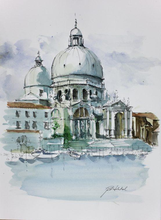 Venice Watercolour